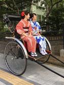 夏限定プラン!着物を来て札幌の観光スポットを人力車で巡ってみませんか。